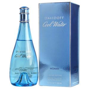 COOL WATER DAVIDOFF EDT 200ml Perfume Para Mujer