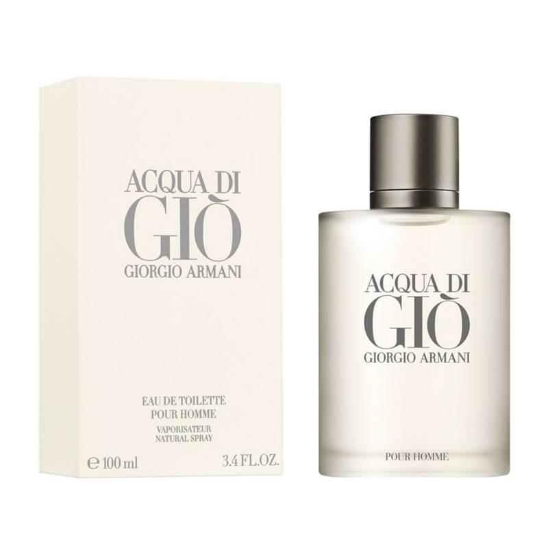 Acqua Di Gio EDT for Men by Giorgio Armani - Fragrance Outlet