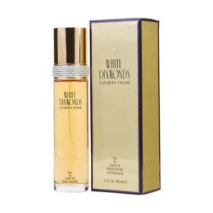 WHITE DIAMOND ELIZABETH TAYLOR EDT 100ml Perfume Para Mujer