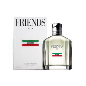 MOSCHINO FRIENDS MEN EDT Perfume Para Hombre