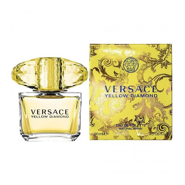 YELLOW DIAMOND VERSACE EDT Perfume Para Mujer