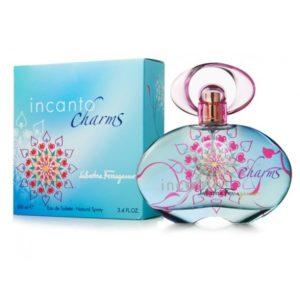 INCANTO CHARMS SALVATORE FERRAGAMO EDT Perfume Para Mujer