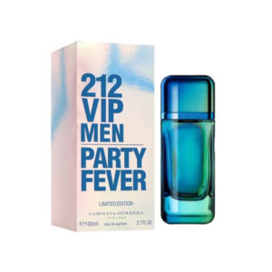 212 MEN PARTY FEVER CAROLINA HERRERA EDP 100ML Perfume para Hombre