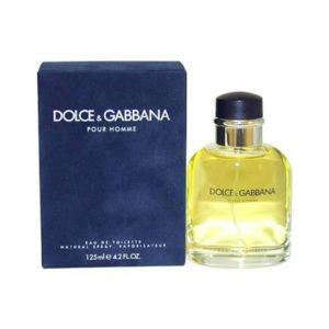DOLCE & GABBANA POUR HOMME EDT Perfume Para Hombre