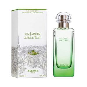 UN JARDIN SUR LE TOIT HERMES EDT Perfume Para Mujer