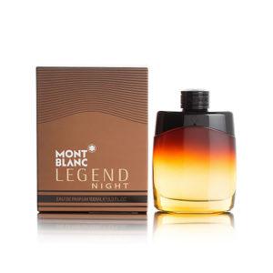 LEGEND NIGHT DE MONT BLANC EDP Perfume para Hombre