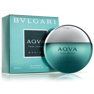 AQVA MARINE POUR HOMME BVLGARI EDT 100ML Perfume Para Hombre