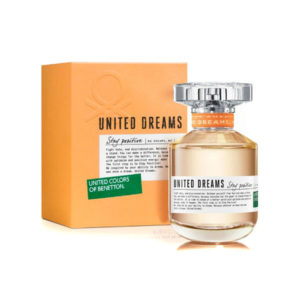 STAY POSITIVE UNITED DREAMS BENETTON EDT Perfume Para Mujer