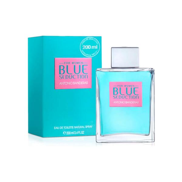 BLUE SEDUCTION ANTONIO BANDERAS EDT Perfume Para Mujer