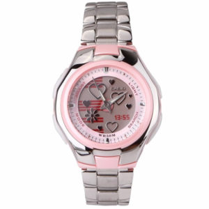 Reloj CASIO POPTONE LCF-10D-4A Para Mujer