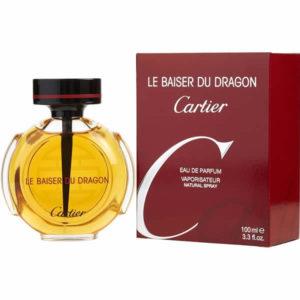 LE BAISER DU DRAGON CARTIER EDT 100ML Perfume Para Mujer