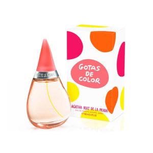 GOTAS DE COLOR AGATHA RUIZ DE LA PRADA EDT Perfume Para Mujer