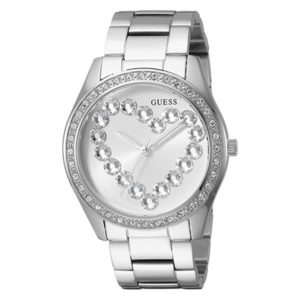 Reloj GUESS Corazón Crystal Para Mujer